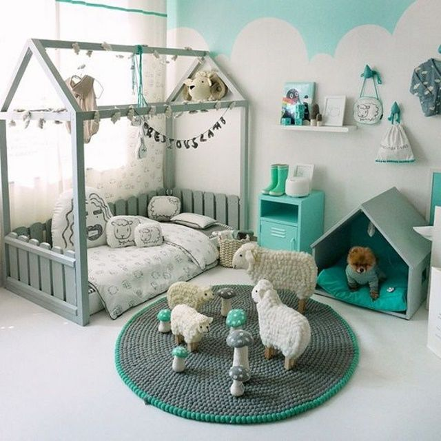 Animal Lover for Girl Bedroom Ideas