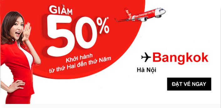 Để có thể sở hữu tấm vé máy bay đi Bangkok như ý bạn nên đặt vé sớm, ít nhất là trước 2 tháng