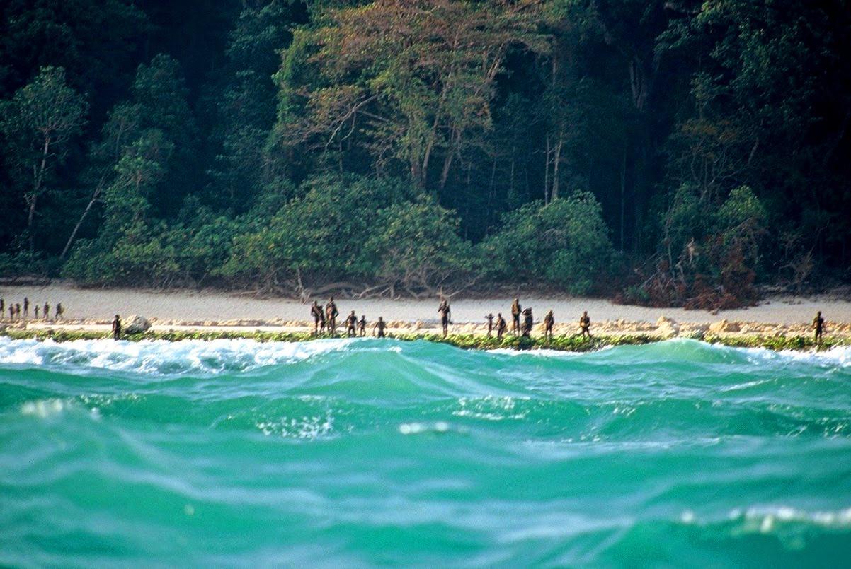 Image result for sentinel island