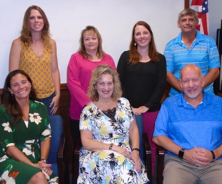 2018-19 Board of Education Members