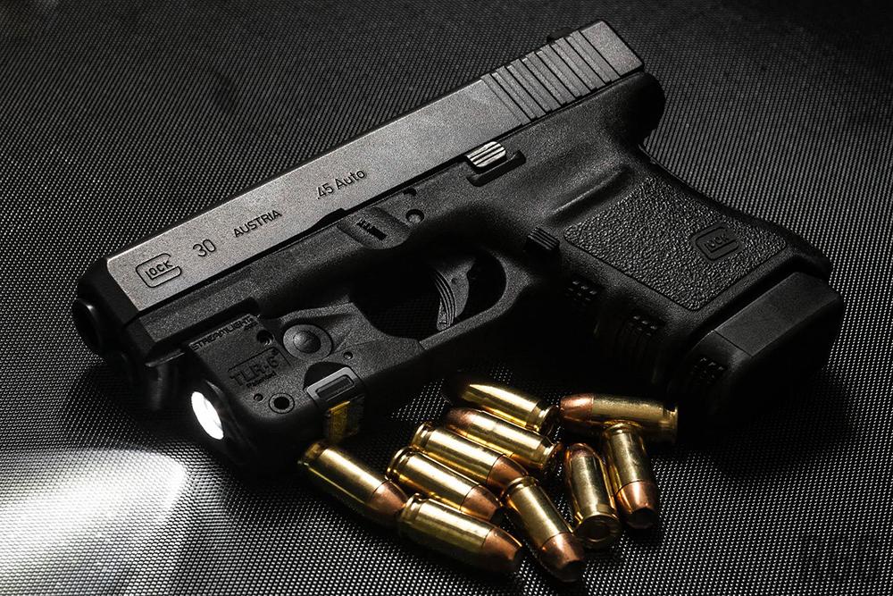 glock w/ tlr-6