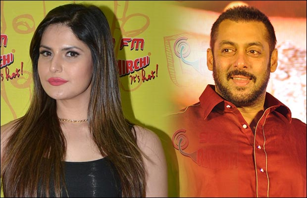 Actresses Who Owe Their Career To Salman Khan % - % The Voice Of Woman