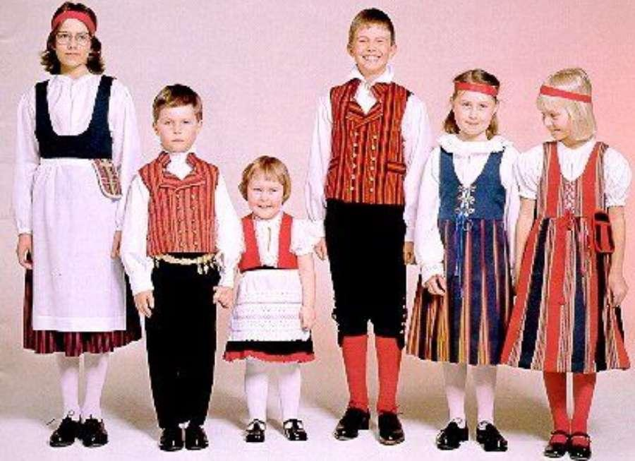 Finland Culture Clothing