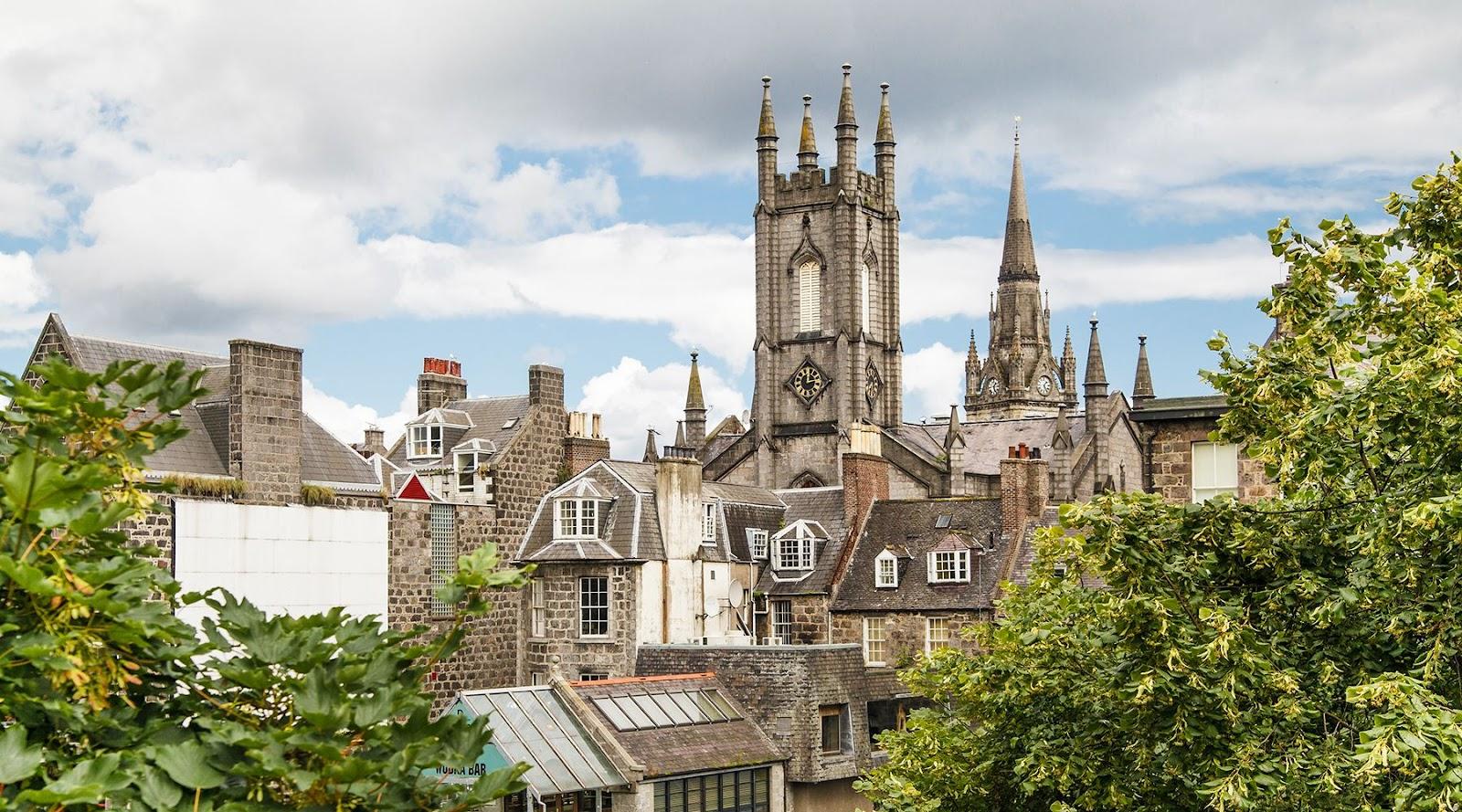 Топ-6 місць Європи для подорожей у 2020 шотландія