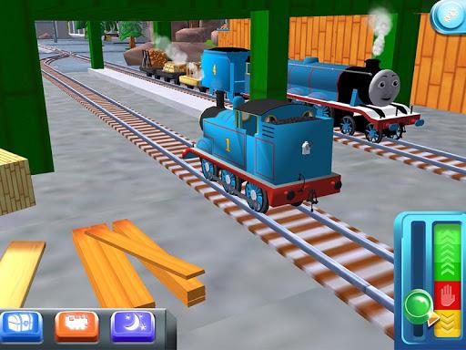 Thomas & Friends: Magic Tracks- screenshot thumbnail