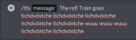 The ROFL Train