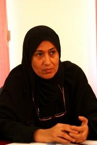 نائلة نصر عباس عضو مجلس الادارة