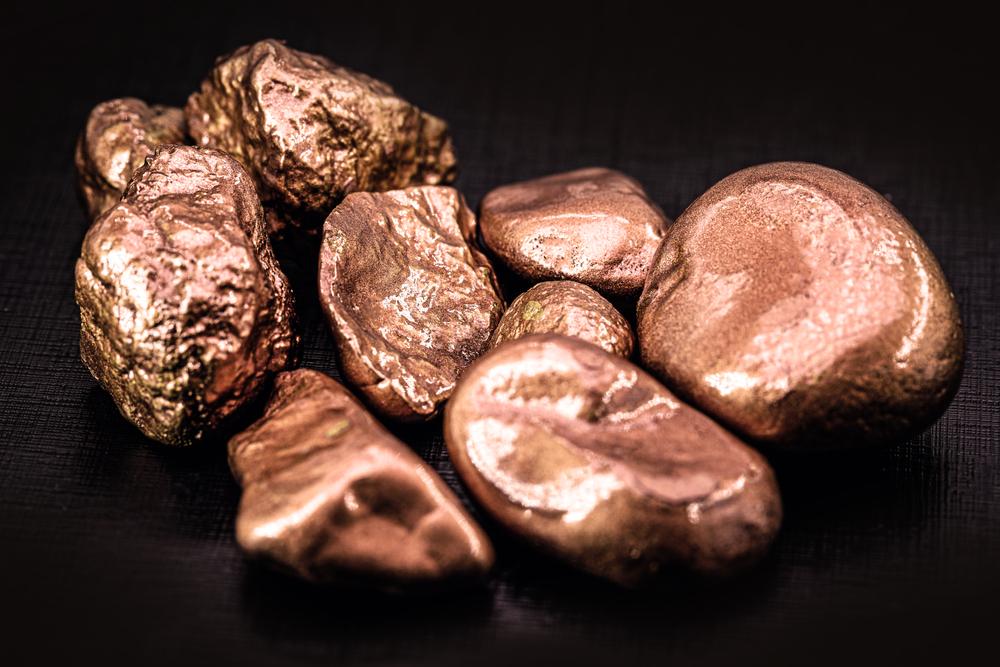 O cobre apresenta vantagens em comparação a outras substâncias. (Fonte: Shutterstock/RHJPhtotoandilustration/Reprodução)
