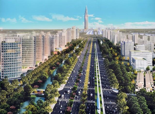 thành phố thông minh đông anh - 286461