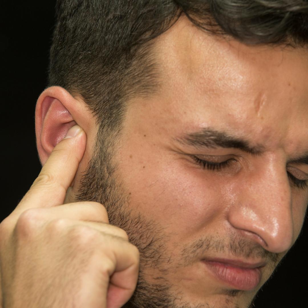 Ringing in ears