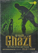 The Chronicles of Ghazi (Jilid 2) | RBI