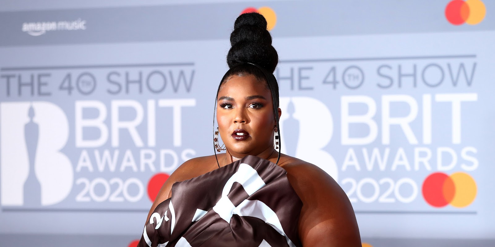 Image result for lizzo brit awards
