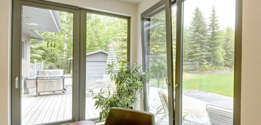 Instalación de las ventanas