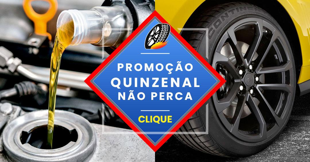 Pneu Barato e troca de óleo Brasília DF
