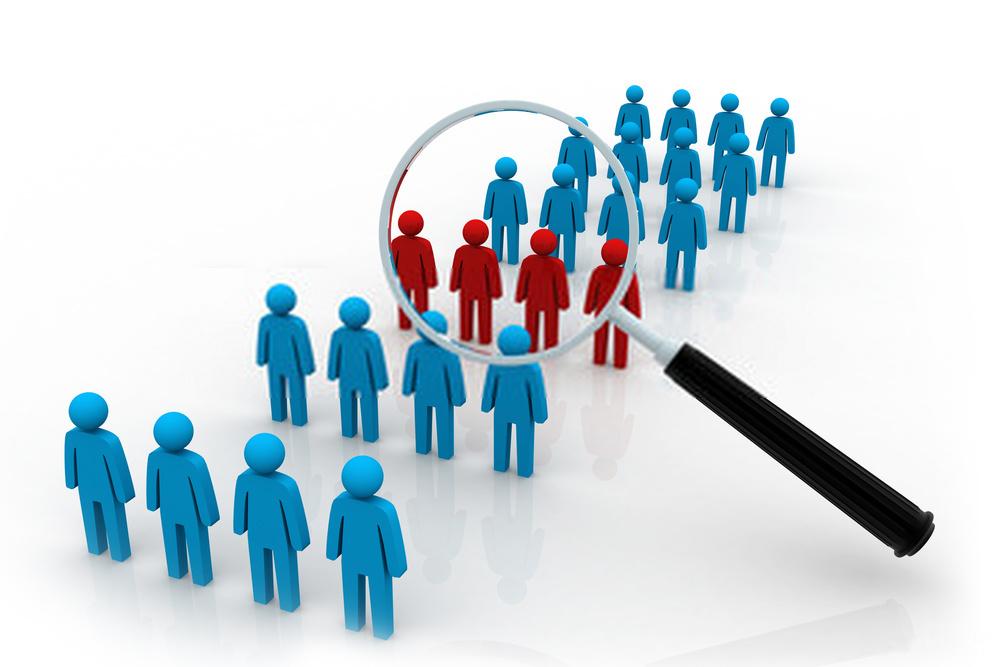 Tentukan audiens merupakan salah satu strategi konten marketing