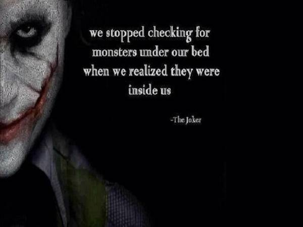 Những triết lý của Joker