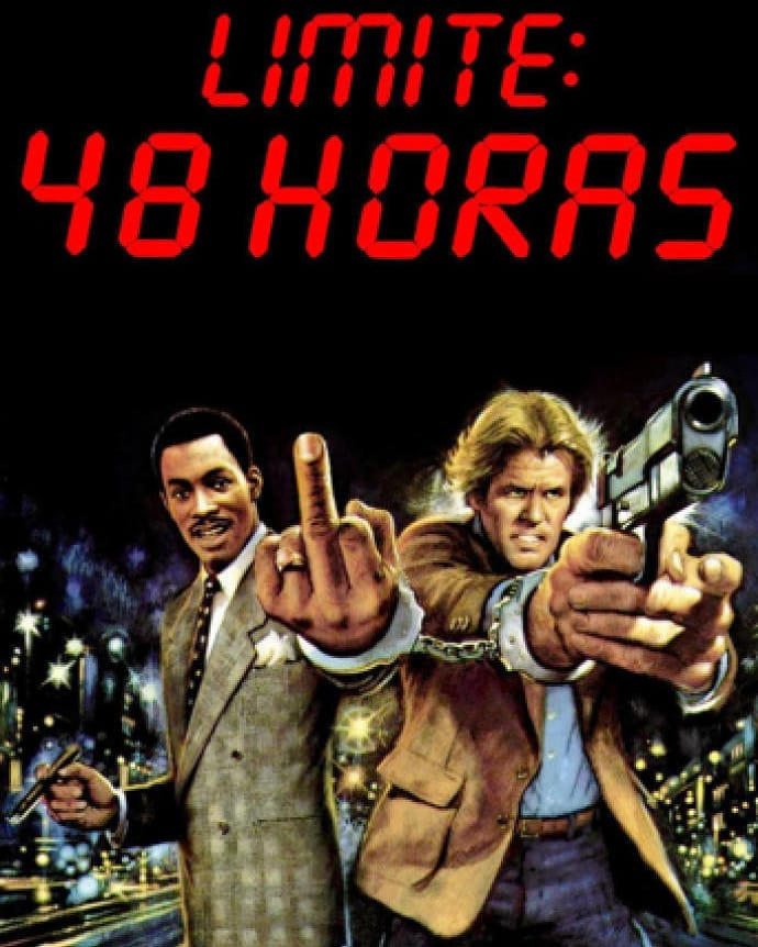 Límite 48 horas (1982, Walter Hill)