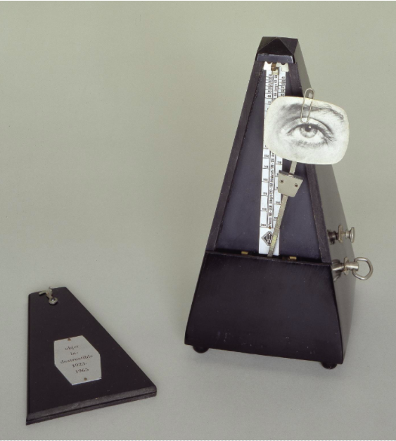 Man Ray (1890-1976)  Indestructible Object