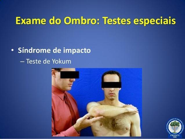 Resultado de imagem para Teste do impacto de Yokum