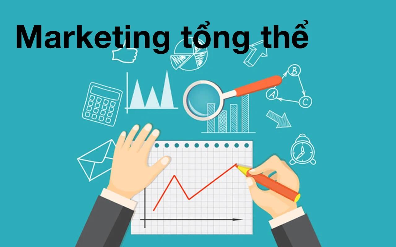 Marketing tổng thể mang đến cho doanh nghiệp sự quảng bá toàn diện nhất