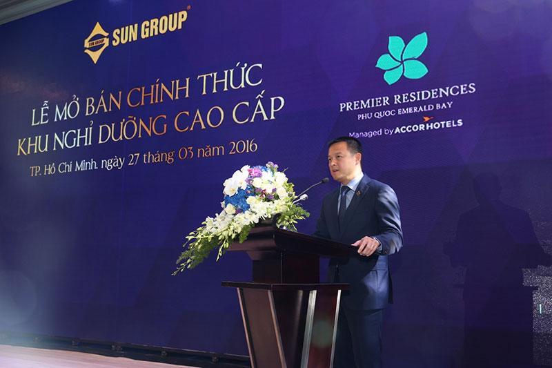 Sun Group nổi tiếng với các dự án nghỉ dưỡng