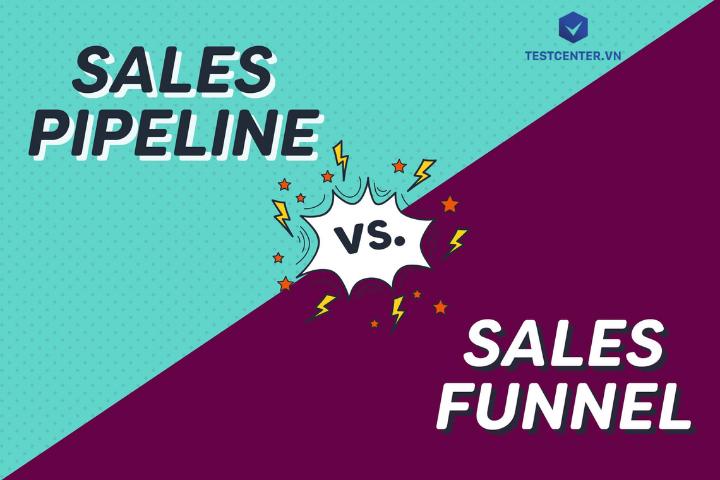 Sự khác biệt giữa Sales Pipeline và Sales Funnel là gì