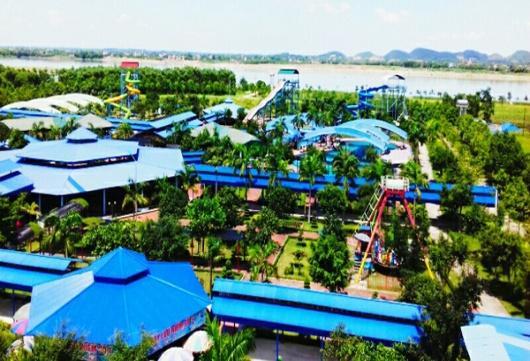 đảo ngọc xanh
