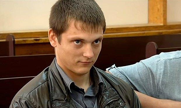 Микола Васянович під час суду