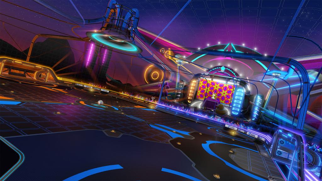 Rocket League temporada 2 nueva arena