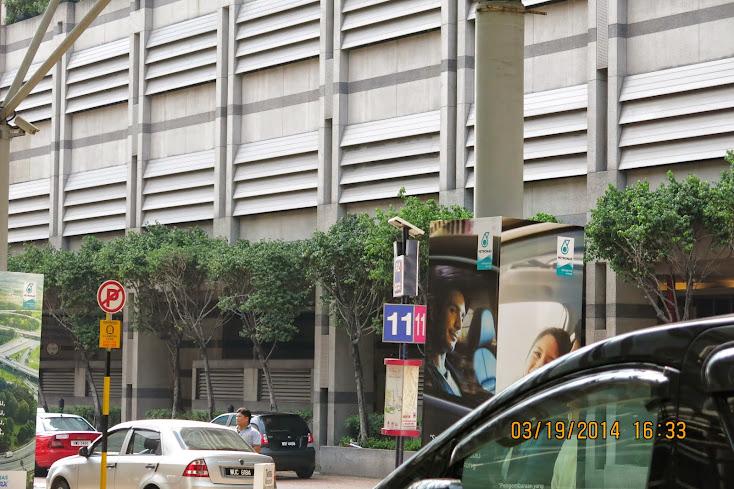 Stop # 11 KL Sentral Station