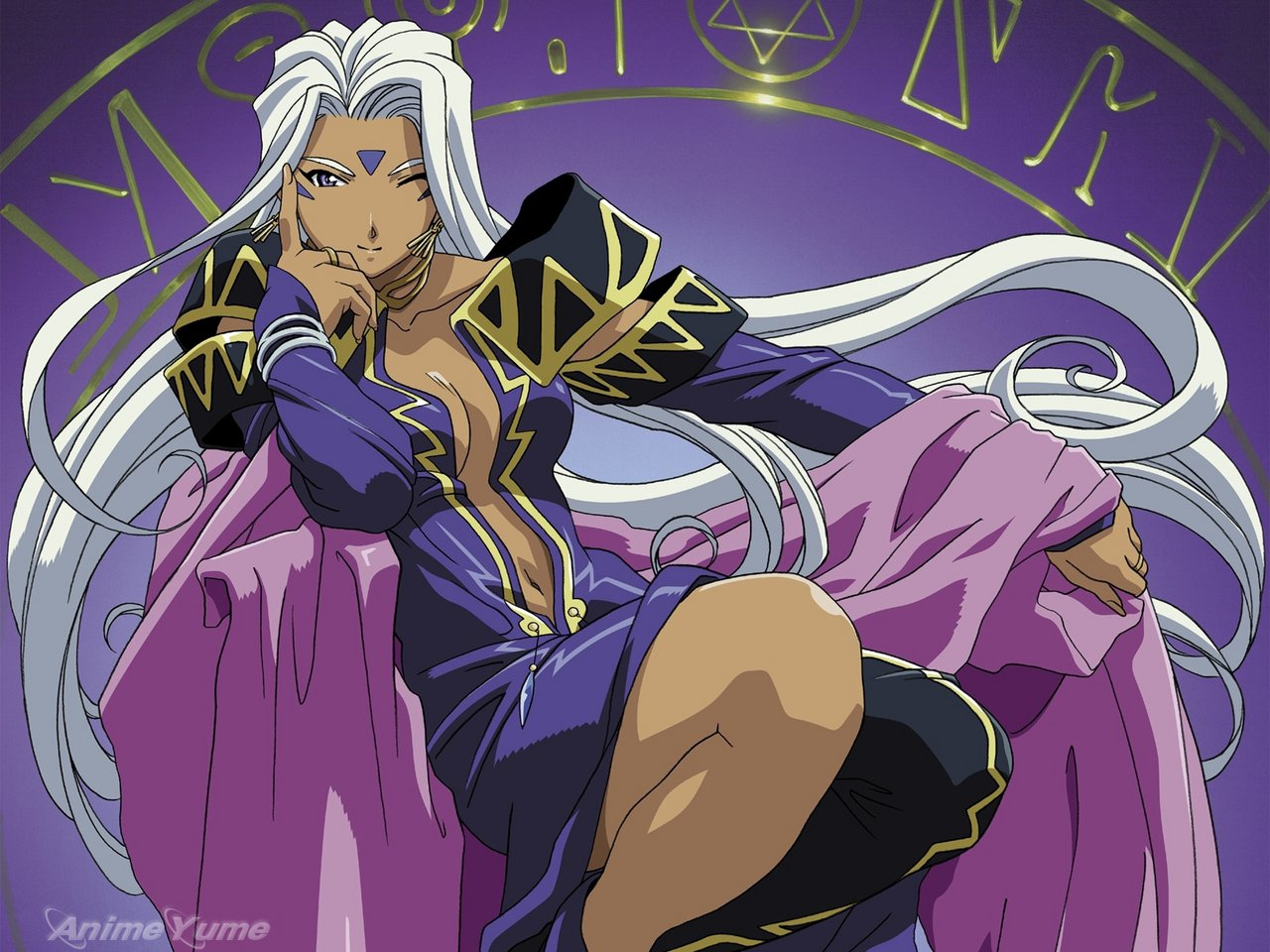 goddess anime