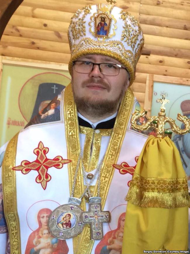 Архиепископ Донецкий и Мариупольский Сергий (Горобцов)