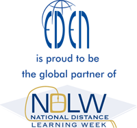 This webinar is part of EDEN's contribution to USDLA NDWL