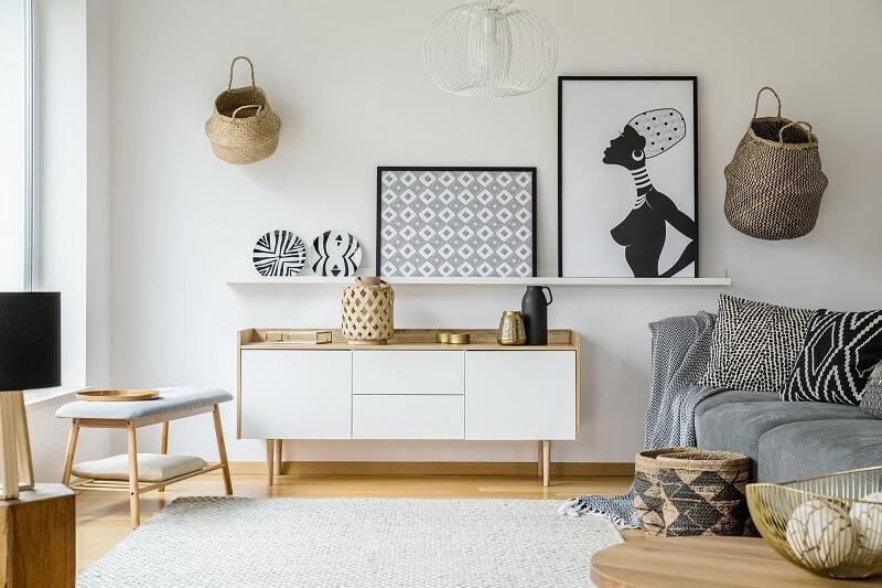 cozy home hacks - rugs