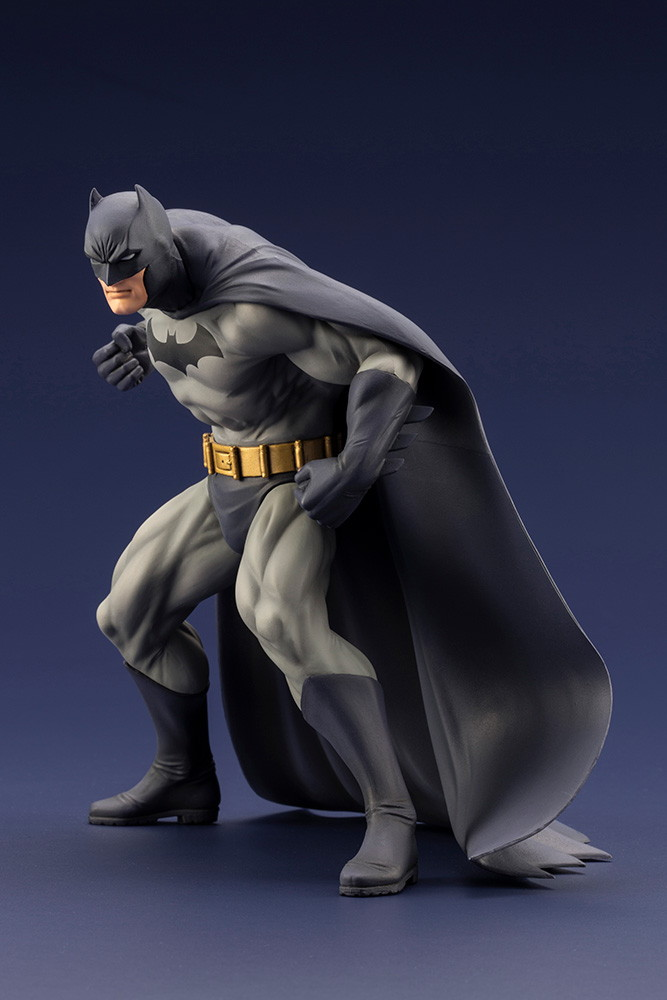 Kotobukiya / 壽屋 / 1/10 / ARTFX+ / DC Comics 蝙蝠俠 寂靜 Batman Hush PVC