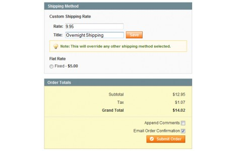 custom_shipping_rate_ magento