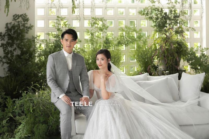 Korean Style wedding photography