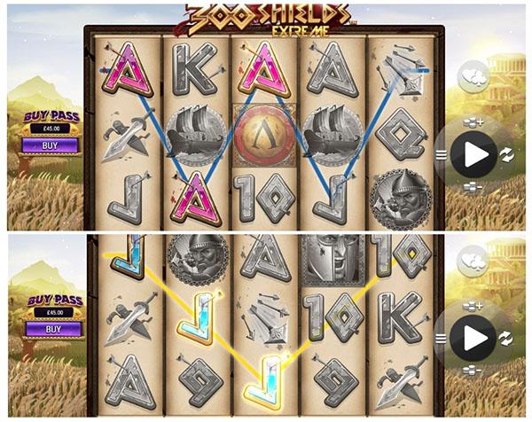 online slots combination