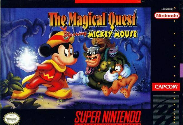 Image result for disney's magical quest
