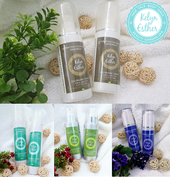 kelyn esther beauty products