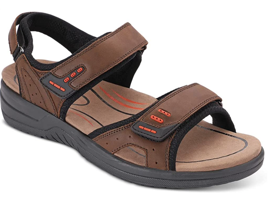 men's sandals for plantar fasciitis