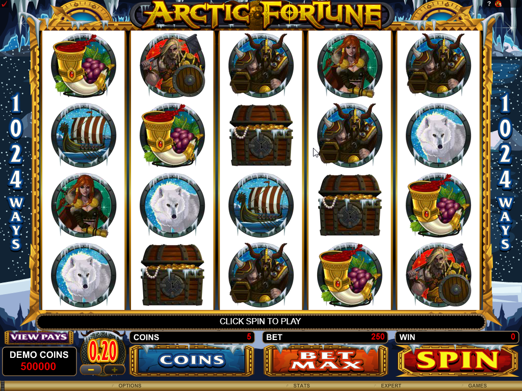 Arctic Fortune Slots Game Review