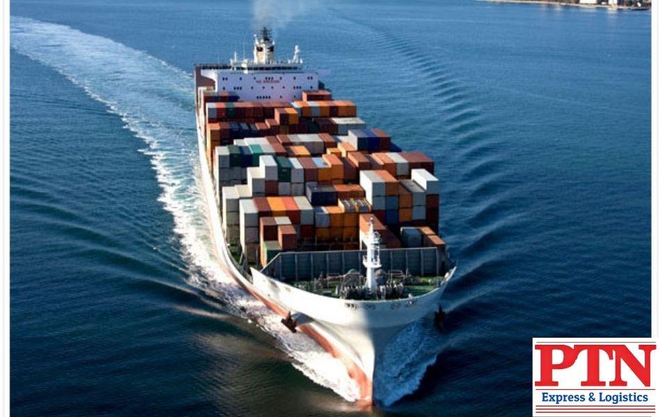 Vận chuyển hàng đi Pháp bằng đường biển