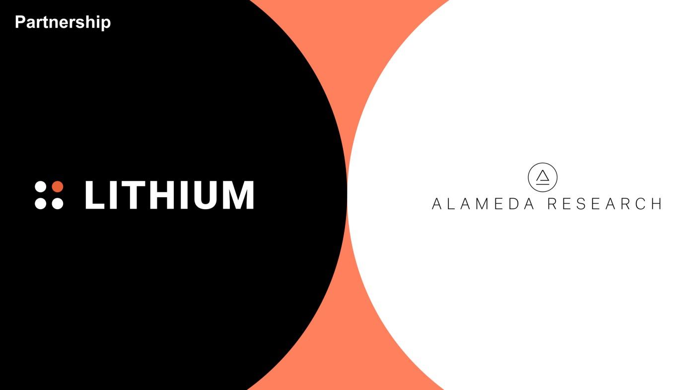 Alameda 將以智慧追求者的身份加入 Lithium Finance 生態