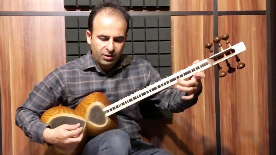خزان (دستگاه شور مایهی ر) حسین علیزاده ده قطعه برای تار ۲ نیما فریدونی تار