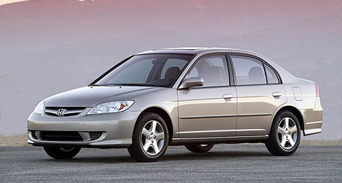 Honda Civic Dimention / ES ปี 2000-2005