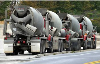 concrete-mixer-truck-for-foundations