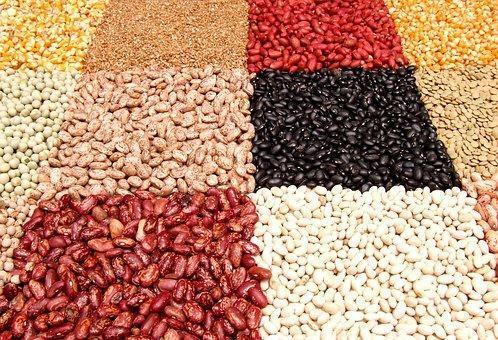 String Bean, Beans, Assortment