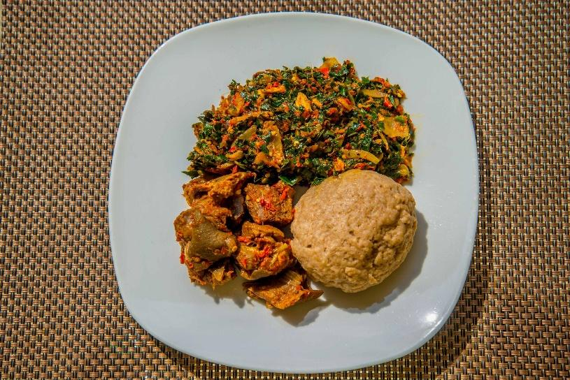 nigerian meal for weight loss