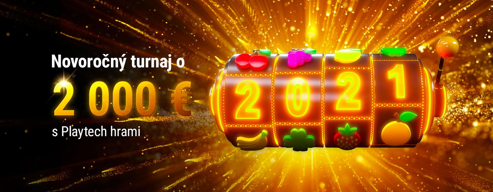 Doxxbet novoročný turnaj o 2000 €